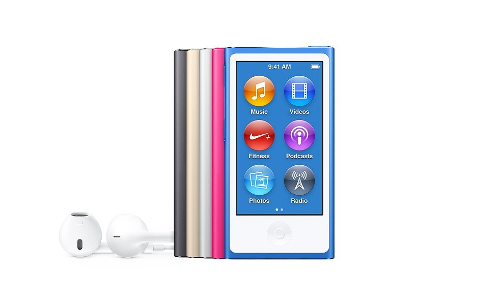 apple officially discontinues ipod nano and ipod shuffle