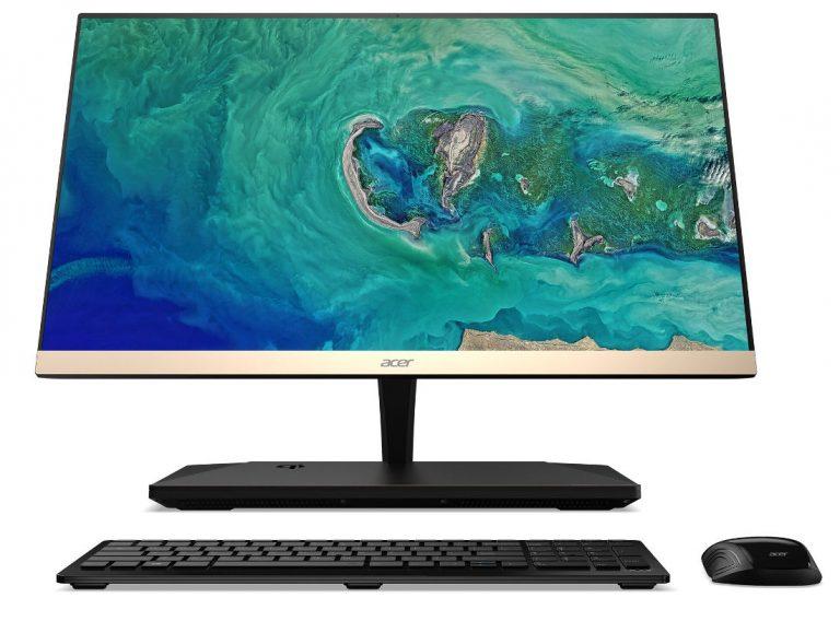 Acer Aspire S24: моноблок сультратонким обрамлением экрана