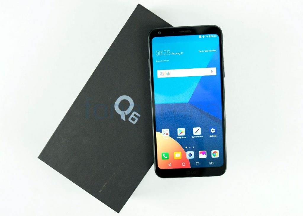 LG Q6 Giveaway Winner Announcement