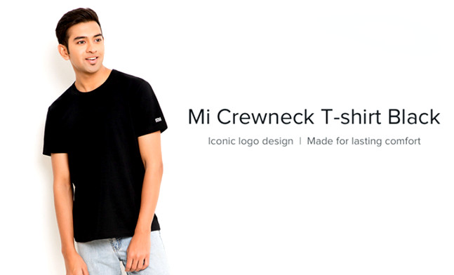 Mi Crewneck T-shirt