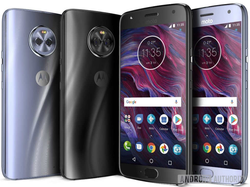 Moto X4 surfaces in Super Black and Sterling Blue colors, camera specs detailed