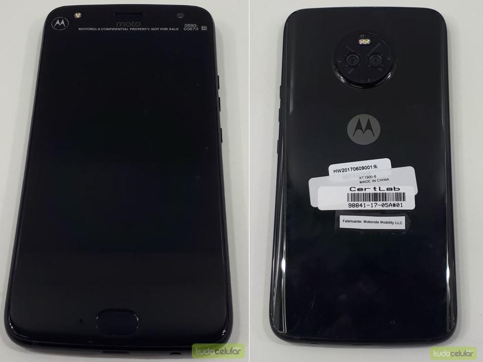 Moto X4 leak