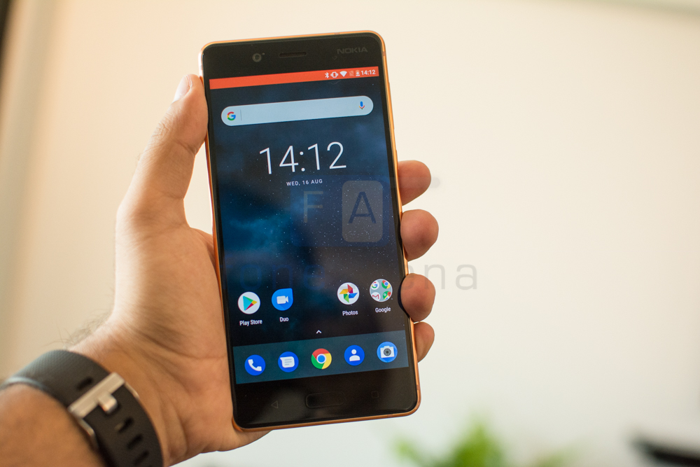 nokia 8 hands on impressions