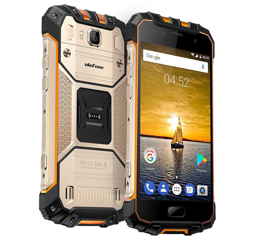 Ulefone Armor 2 rugged smartphone with 5-inch 1080p display, 6GB RAM, 4700mAh battery announced