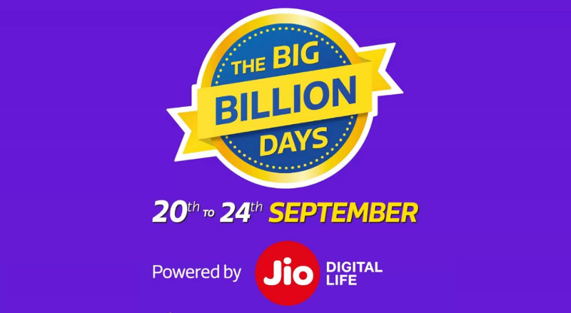 Flipkart Big Billion Days 2017