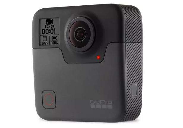 GoPro Fusion waterproof 360-degree 5.2K Spherical camera launched in India for Rs. 60000