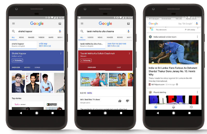 Google News Feed India