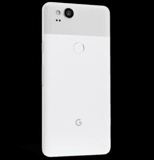 Google Pixel 2 leak