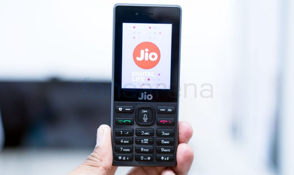 Facebook now available on Jiophone
