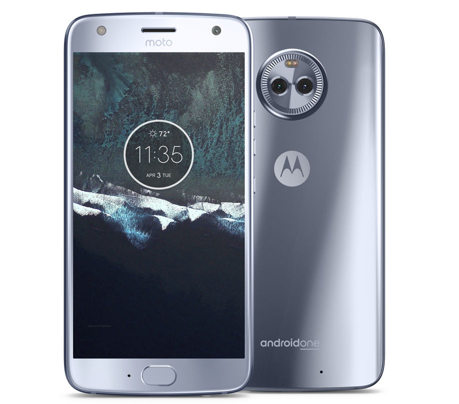 Moto X4 Android One Version Announced