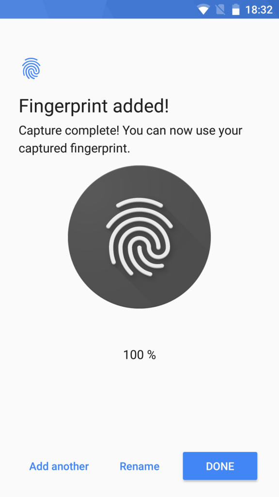 Nokia-6-fingerprint-process