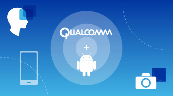 Qualcomm Android first