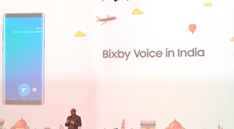 Samsung Bixby Voice India