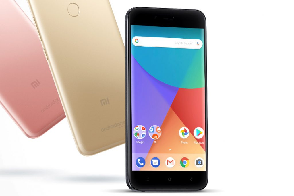 Xiaomi Mi A1 Android One Phone With Dual Rear Cameras Launched In India For Rs 14999 Fone