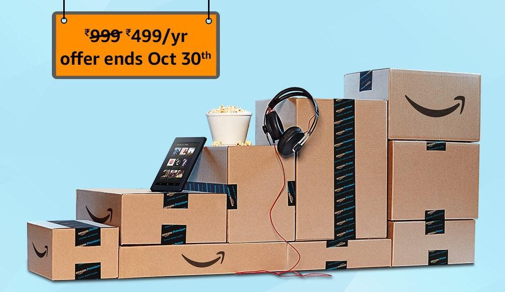 Amazon Prime October 30