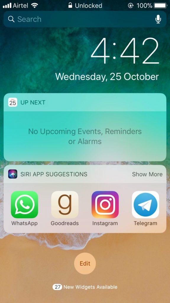Apple-iPhone-8-Widget