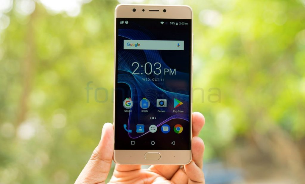Best smartphone under 10000 Panasonic Eluga Ray 700