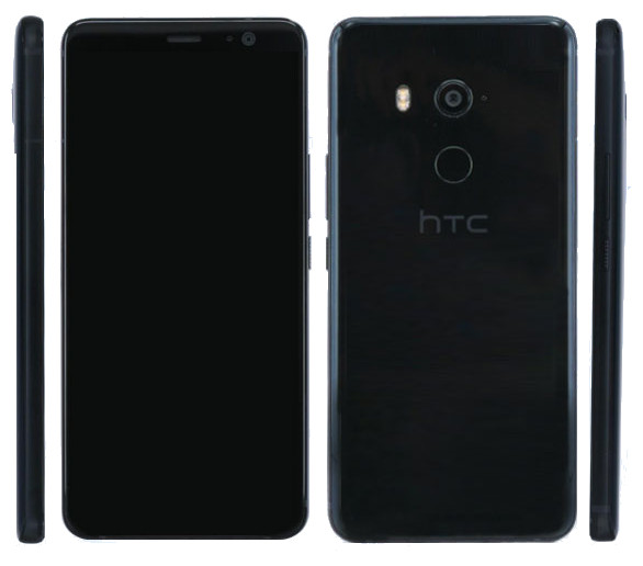 HTC U11 Plus with full-screen display gets certified, U11 Life Android One smartphone press image surfaces