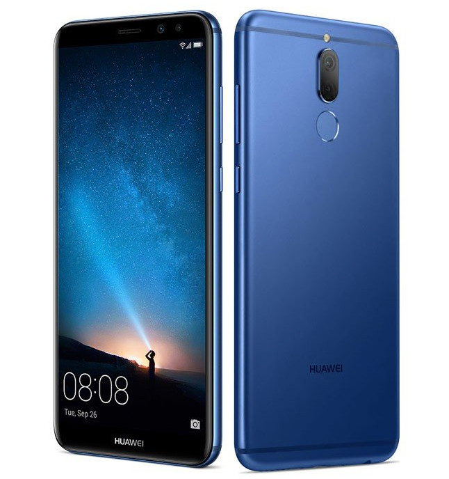 Huawei Nova 2i with 5.9-inch FHD+ full-screen display ...