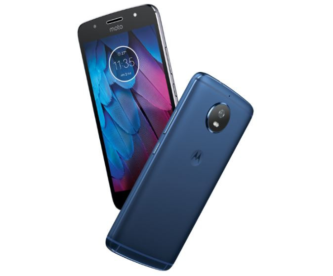Moto G5S Midnight Blue color variant launched in India