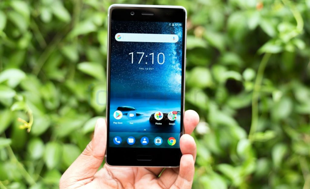 Nokia 8 Android 8.0 Oreo update starts rolling out