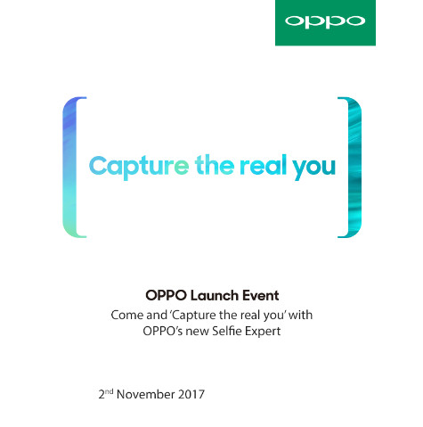 OPPO F3 India launch event November 2