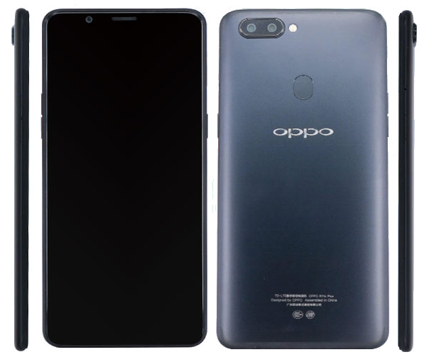 OPPO R11s and R11s Plus with full-screen AMOLED displays ...