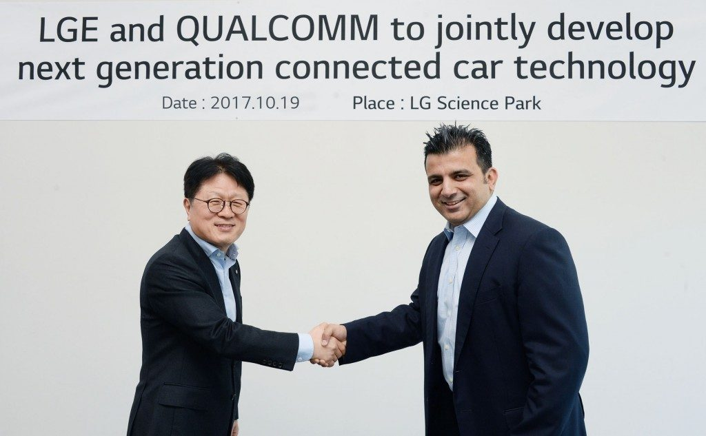 Qualcomm and LG