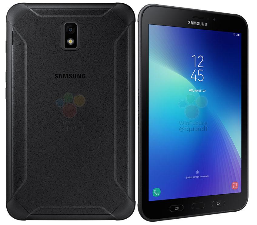 samsung galaxy tab active 2 rugged tablet with s pen bixby support fingerprint sensor surfaces. Black Bedroom Furniture Sets. Home Design Ideas