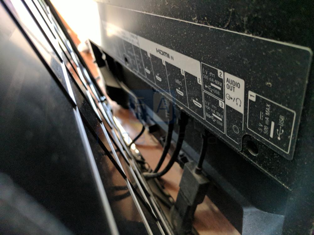 Sony Bravia A1 KD-55A1-6