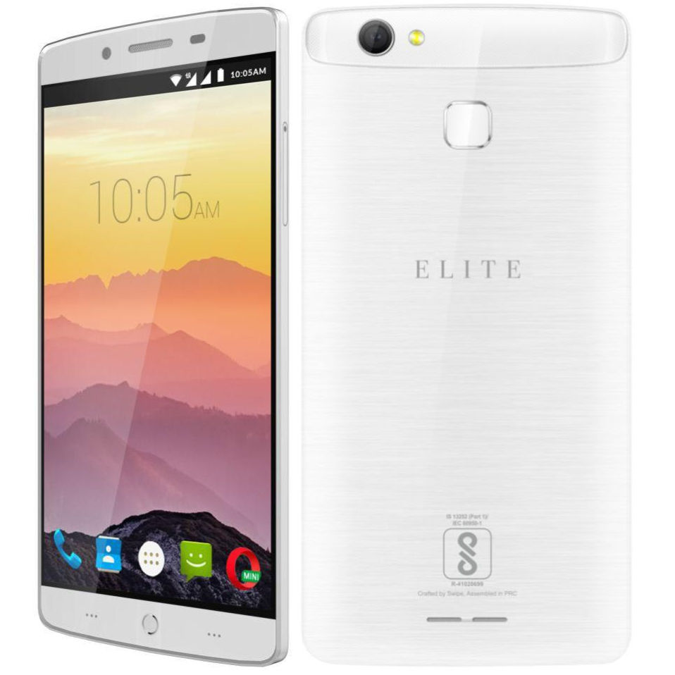 Swipe ELITE PRO with 3GB RAM, fingerprint sensor, 4G VoLTE launched for Rs. 6999