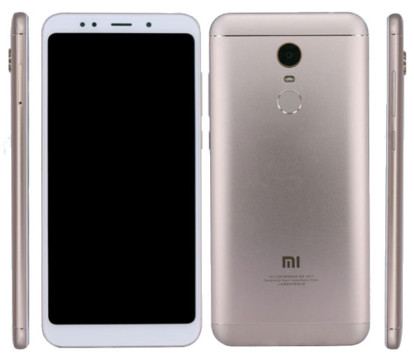 Xiaomi Redmi Note 5 with 5.99-inch FHD+ full-screen display, 4GB RAM, 4000mAh battery gets certified
