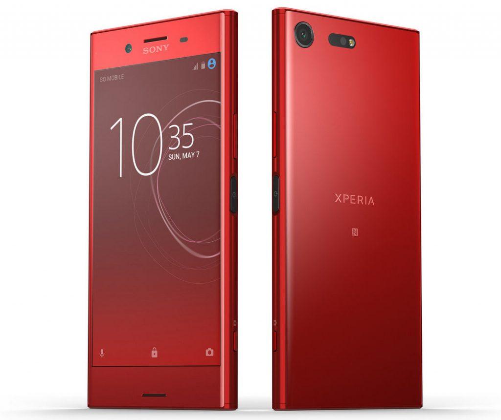 Xperia XZ Premium Opulent Red