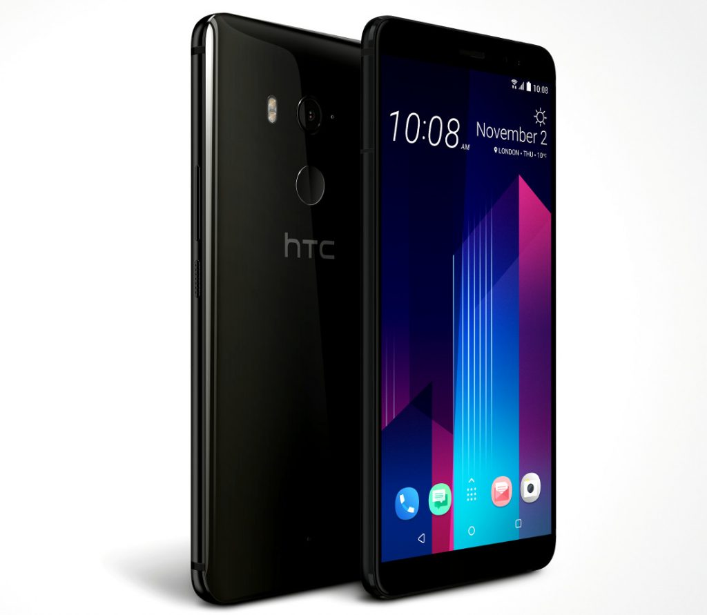 htc u11 with 6 inch qhd full screen display snapdragon. Black Bedroom Furniture Sets. Home Design Ideas