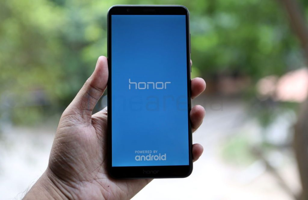 Honor 7X with 5.93-inch FHD+ full-screen display, dual ...