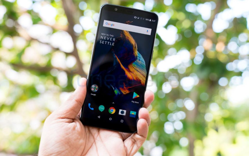 OnePlus 5T OxygenOS 4.7.4 update brings optimized Camera UI, improvements in photo quality and more