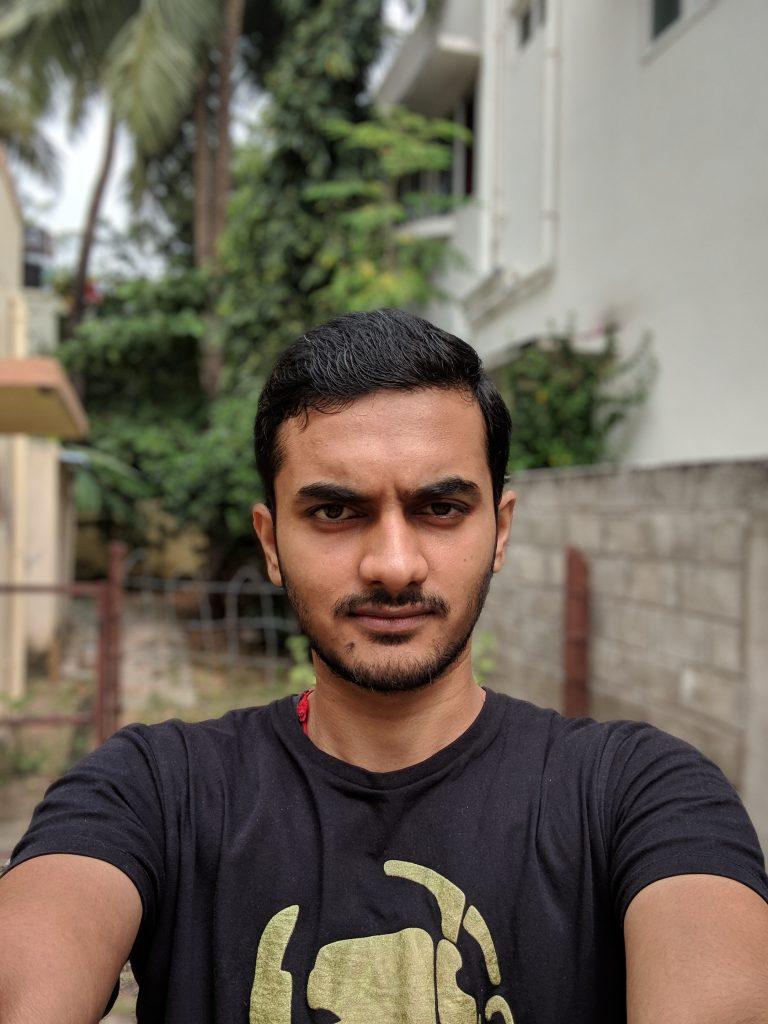 Pixel-2-Selfie-portrait