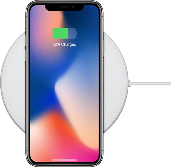 iPhone X Wireless