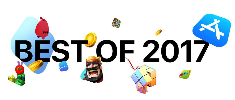 Apple Best Apps Games 2017
