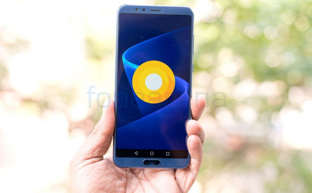 Honor View 10 Goes On Sale In India From January 8 Launch