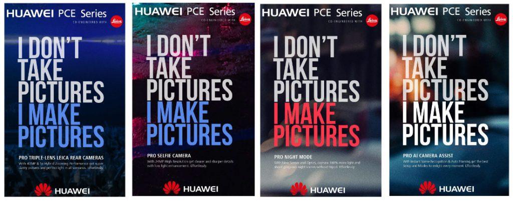 Huawei P11 Camera specs