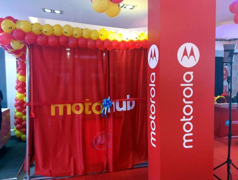 Motorola Moto Hub
