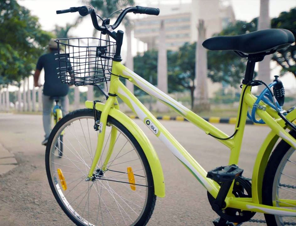 Ola launches 'Ola Pedal' bicycle sharing service, pilots in IIT Kanpur campus