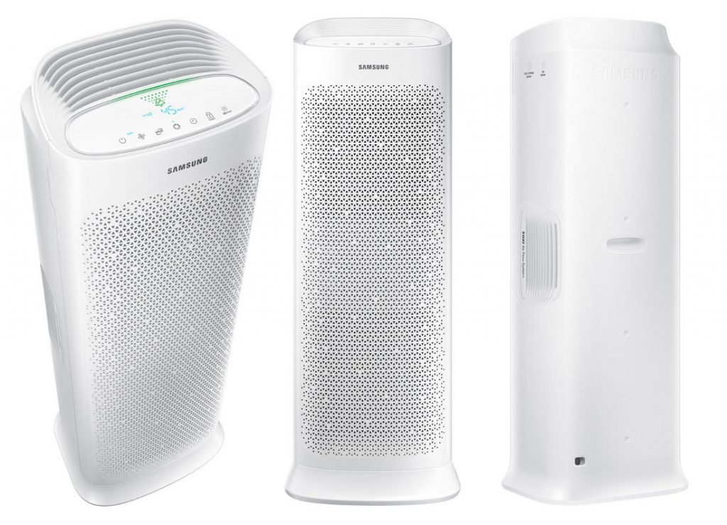 Samsung AX7000 Air purifier launched in India for Rs. 41990