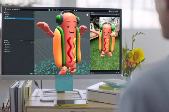 Snapchat launches Lens Studio app for Mac and Windows to create your own AR filters
