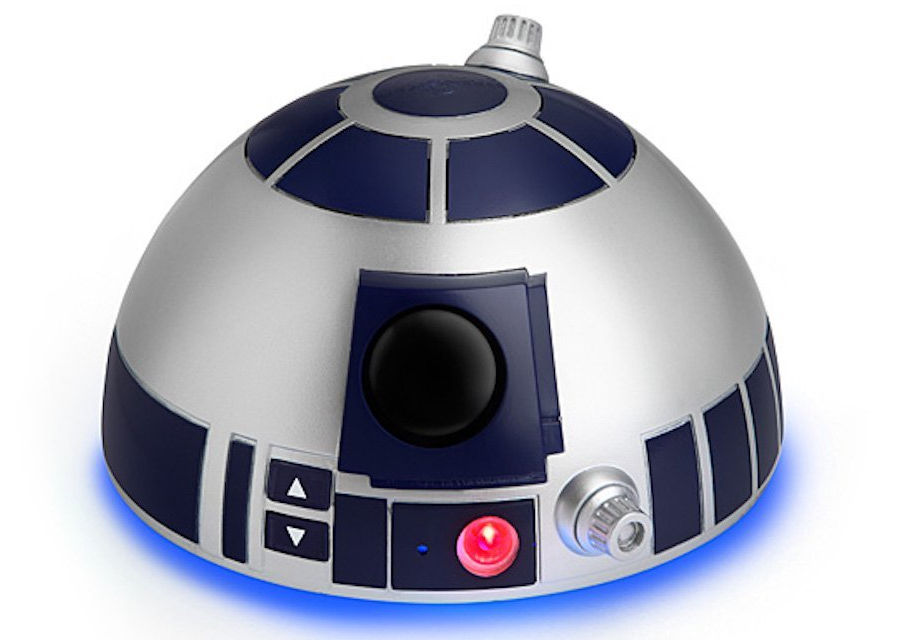 Star Wars R2D2 Bluetooth Speaker