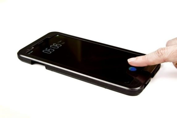 Synaptics In-display Fingerprint sensor
