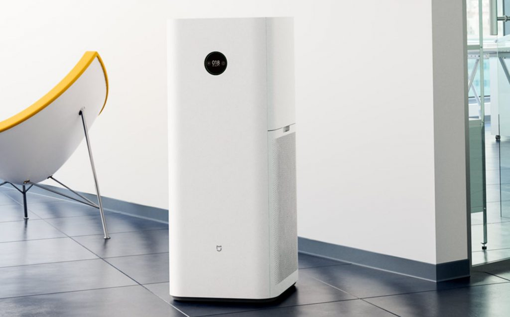 Xiaomi Mi Air Purifier Max For Large Spaces With Up To 12