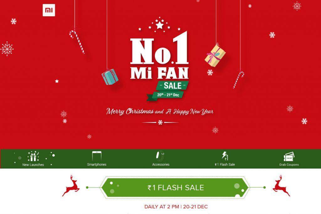 xiaomi no 1 mi fan sale on dec 20 amp 21 discounts on