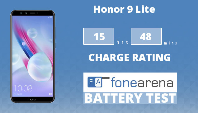 Honor 9 Lite Battery Life Test – #OneChargeRating